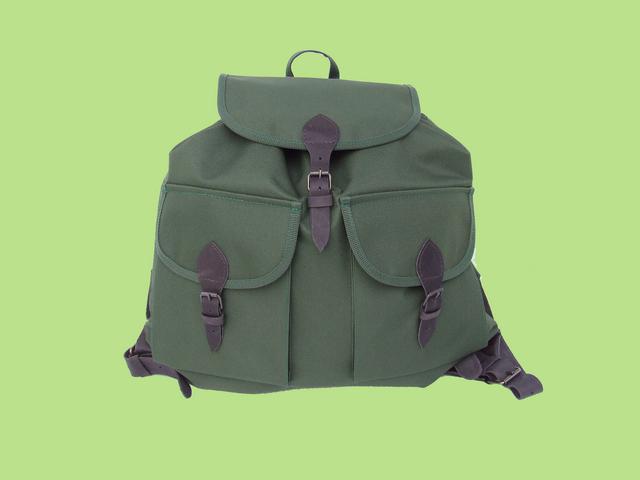baad5b3ff7f8 2 zsebes vadász hátizsák (H-001)