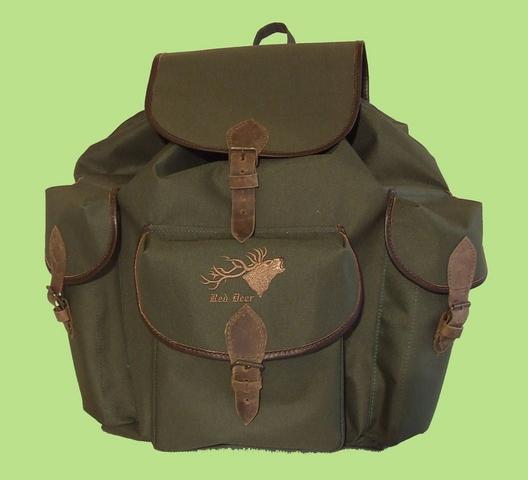e288a6d0d220 Red Deer 3 zsebes hátizsák (H-004)